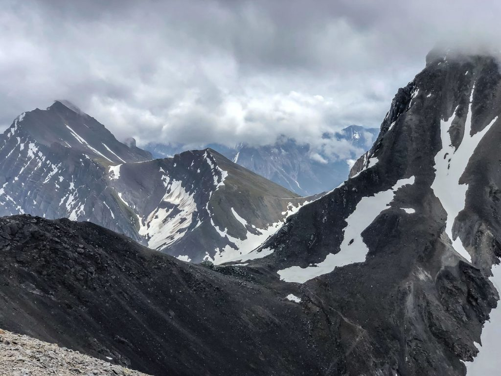Views over Buller Pass