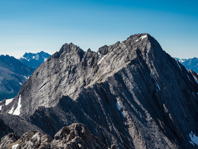 Mount Evan Thomas
